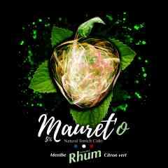 Mauret'o - Le Mauret'o est composé de notre Cidre Mauret (mélange de cinq pommes à cidre et d'une poire issues de l'agriculture raisonnée) augmenté d'arômes naturels de rhum, menthe et citron vert, 5° d'alcool. Il est 100% naturel et sans sucre ajouté. Parfait les apéros en été!