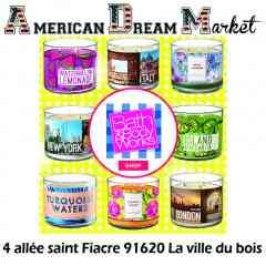 Bougie Americaine - Bougie