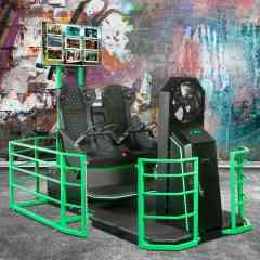 RIFTER - Simulateur de réalité virtuelle ( Deux places assises )
