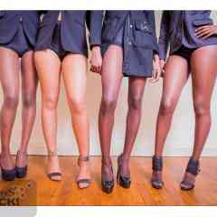 Collants nude; couleur chair pour les peaux noires et métissées. - <p>Collants nude, autrement dit, couleur chair pour les peaux noires et métissées.</p>