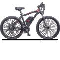 CRZ Black Series - VTT - <p>Best-seller de la gamme VGBIKES. Equipement de qualité pour un confort d'utilisation optimal.</p>