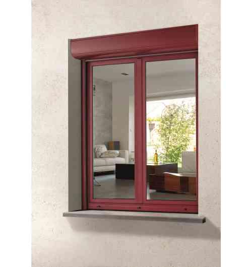 Fenêtre Aluminium Summum TA84 AD - Le summum de l'isolation grâce à son triple vitrage de série et la technologie exclusive BTC 36 - Uw : 1,0 W/ m2.K. Sécurité renforcée grâce à son ferrage exclusif SECUR. Combinaison infinie de couleurs. Large choix d'accessoires.