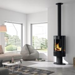 LOZARI - fabricant de cheminées, inserts et poêles à bois.  Vente de cheminées, inserts, poêles à bois, poêles à granulés