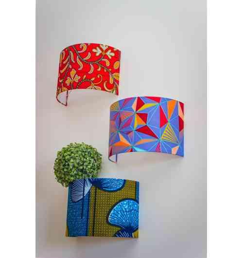 Applique murale - <p>Abat-jour / Lampe de table / Lampe de chevet / Applique murale / Lampadaire</p>