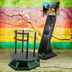 EMOTION - Simulateur de réalité virtuelle ( Une place debout )