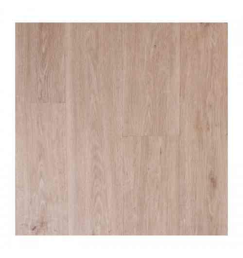 Lames en PVC rigides clipsables Océan - Coloris Natural White - La nouvelle gamme de lames en PVC à clipser nouvelle génération Océan offre l'aspect du bois avec les avantages d'un vinyle.