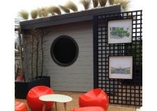 Abri de jardin CONTEMPORAIN ASIA - Foire de Paris