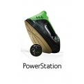 Fer à vapeur - <p><br />La station Loewe Power® est basé sur un concept totalement technique différent que n'importe quel classique fer vapeur.<br />Le développement est basé sur la reconnaissance que pendant le repassage de tous les types de textiles non la plus grande chaleur,<br />Mais un haute pression apporte les meilleurs résultats.<br />Si la Loewe Power Station® travaille avec jusqu'à 6bars de pression pour une consommation d'énergie de seulement 800watts.</p>