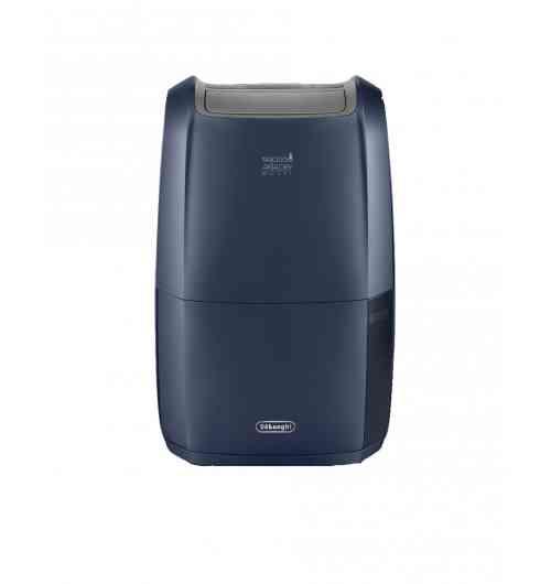 DDSX 220.WF - La solution idéale contre vos problèmes d'humidité ! Découvrez le premier déshumidificateur connecté De'Longhi. Contrôlez et régulez le taux d'humidité (jusqu'à 21L/J) dans votre maison  à distance grâce à l'application dédiée. Multifonction, il permet aussi de filtrer l'air de votre maison.