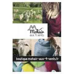 Articles vestimentaires & Accessoires en Mohair français - Fait main ou artisanat du Mohair français