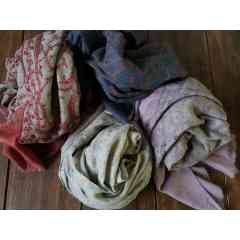 Pashmina shawls luxury - exclusivce hand made