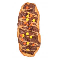 Triple Trip - Queues de Castor Chocolat Reese's Pieces Beurre de cacahouète