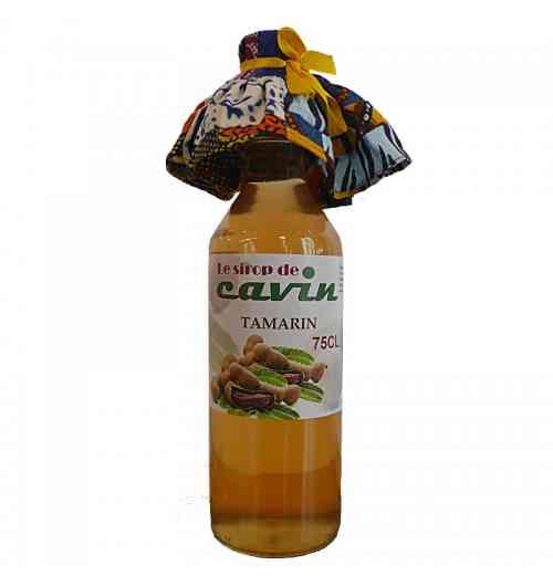 Le sirop de cavin - Tamarin - Jus de fruit - Le sirop de cavin - Tamarin