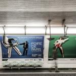 Affichage Foire de Paris