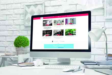 site web Foire de Paris