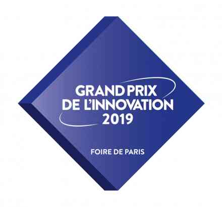 Logo Grand Prix de l'innovation Foire de Paris 2019
