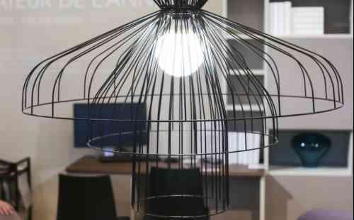 Lampe design Foire de Paris