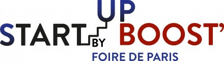 Logo Start-Up Boost Foire de Paris