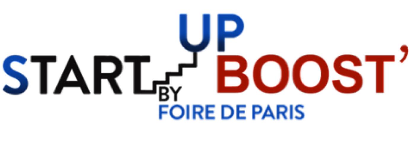 Logo Start-Up Boost Foire de Paris