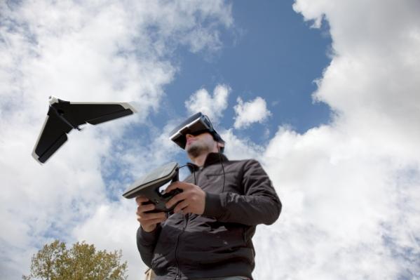 Drone HD Parrot