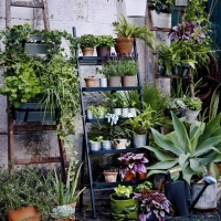 Id es d co pour votre balcon terrasse ou jardin foire - Salon de jardin foire de paris ...