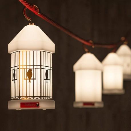 Shopping List Lampe Foire d'Automne