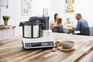 Robot cuisine Foire d'Automne
