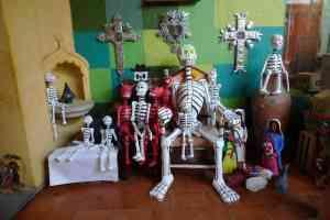 Animation Fiesta de los Muertos