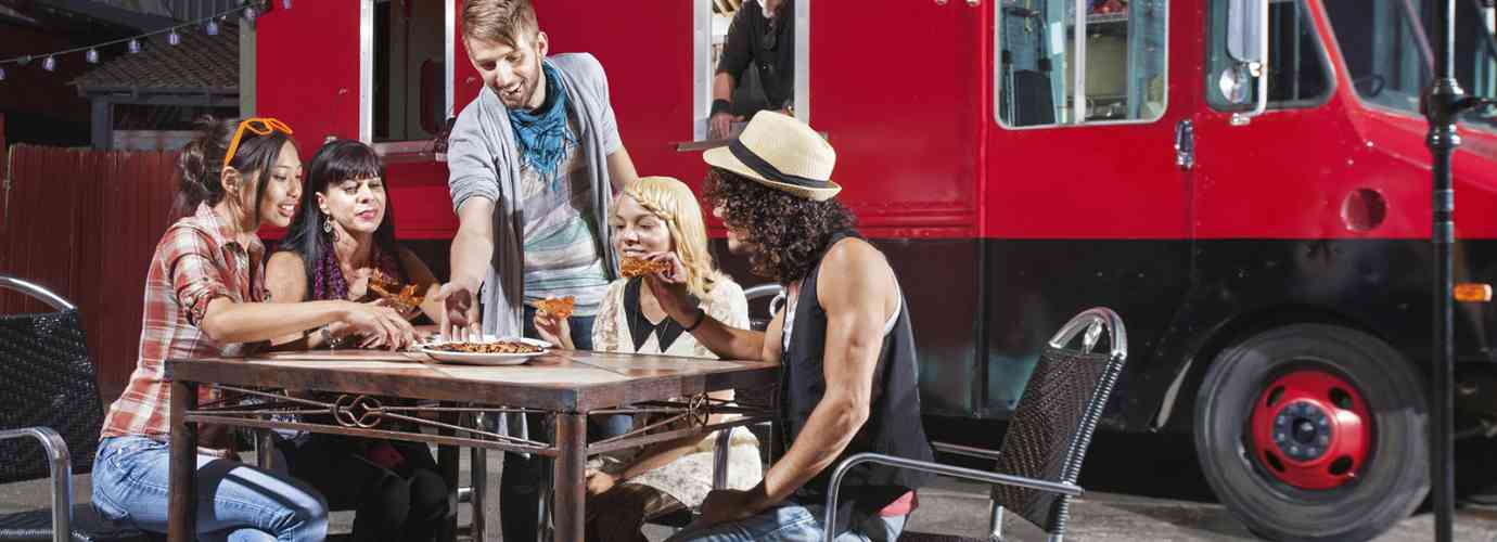 Foire de Paris Food trucks