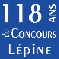 Concours Lépine logo 118ème édition