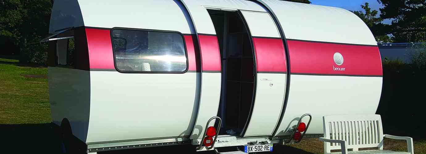 Beau Eric Caravane Concours Lépine Foire de Paris