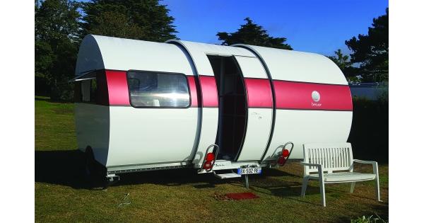 beauer caravane extensible 3 x foire de paris. Black Bedroom Furniture Sets. Home Design Ideas
