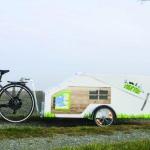 Botte Philippe caravane vélo Concours Lépine Foire de Paris
