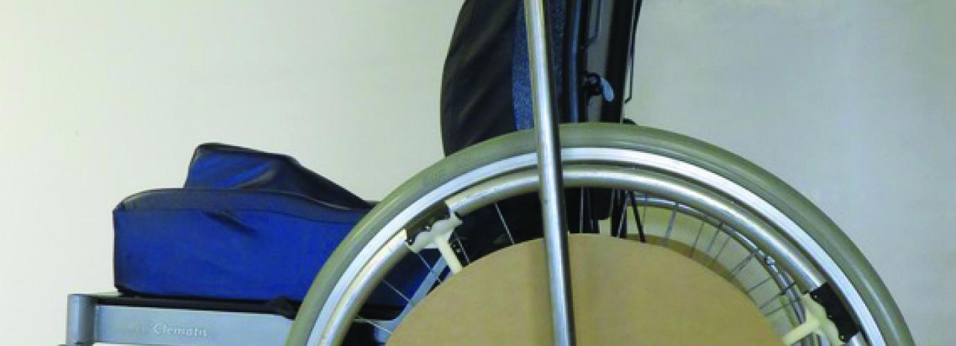 Syst me universel de propulsion de fauteuil roulant foire de paris - Foire de paris concours lepine ...
