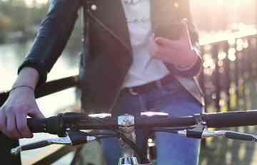 Regnier Pierre vélo Concours Lépine Foire de Paris