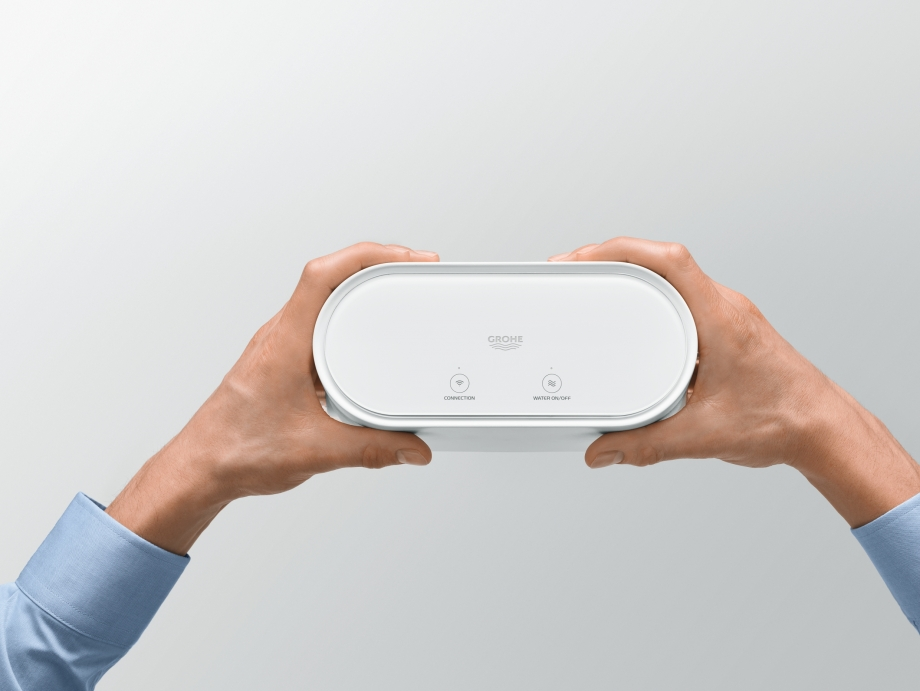 Grand prix de l'innovation - Grand Prix du Public - Foire de Paris - Grohe Sense - Système intelligent connecté