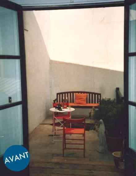 Foire de Paris balcon avant