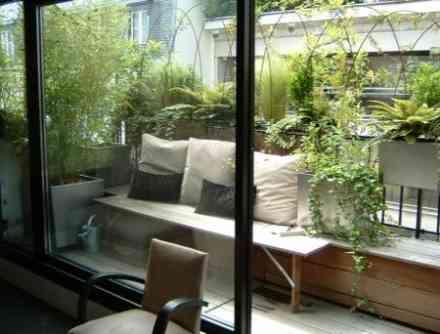 Foire de Paris balcon filant