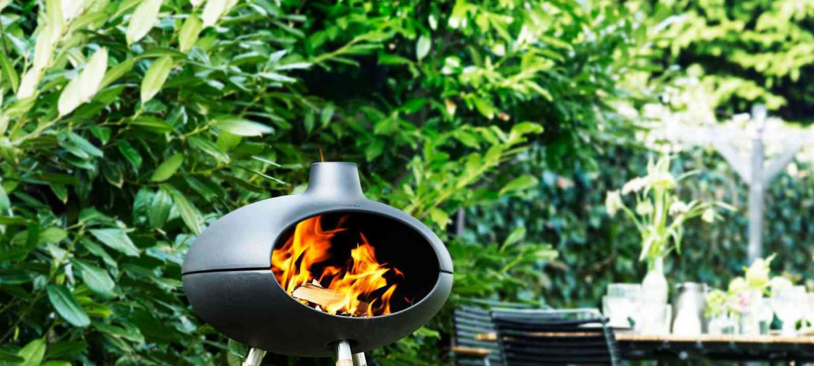 Foire de Paris - Barbecue trois en un