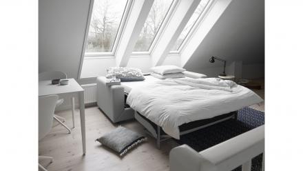 choisir son canap convertible 4 questions se poser foire de paris. Black Bedroom Furniture Sets. Home Design Ideas