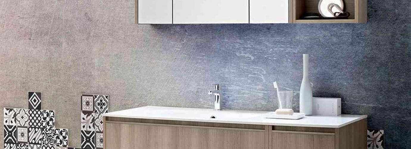 nos id es pour une salle de bain tendance foire de paris. Black Bedroom Furniture Sets. Home Design Ideas