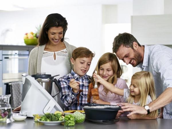 Foire de Paris cuisine famille