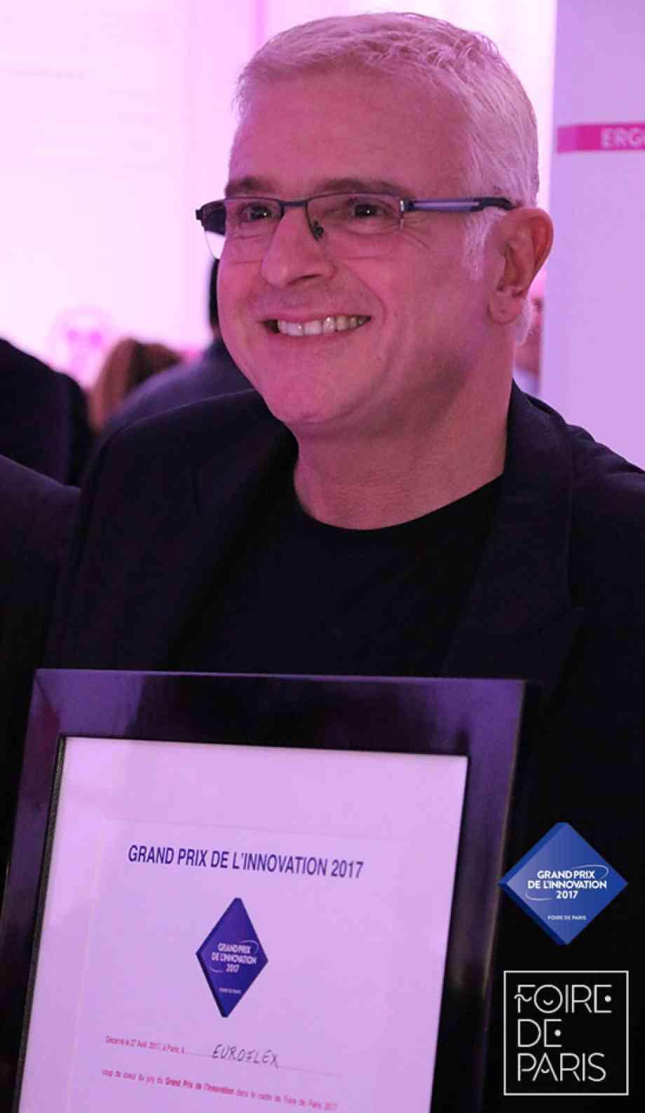 Foire de Paris - Grand prix de l'innovation - Coup de coeur