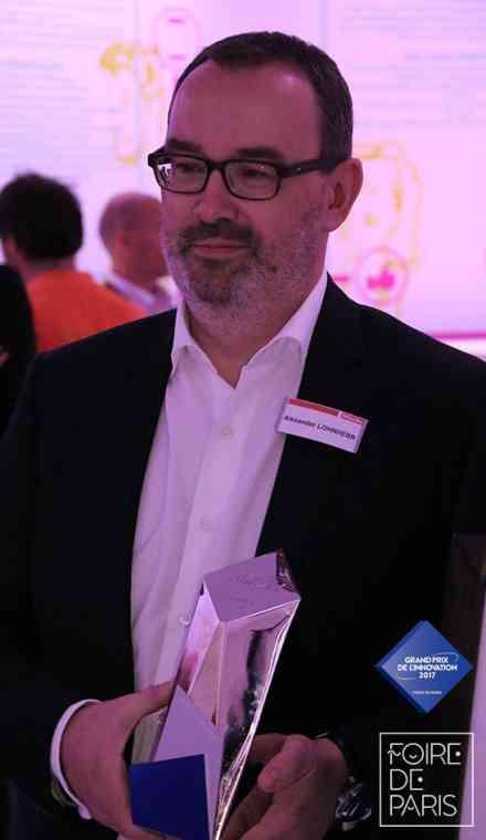 Foire de Paris - Grand prix de l'innovation - Gagnant argent