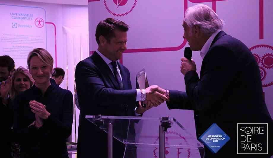 Foire de Paris - Grand prix de l'innovation - Gagnant bronze