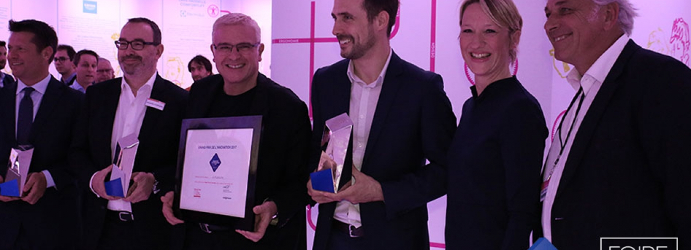 Les gagnants du grand prix de l 39 innovation foire de paris - Innovation foire de paris ...