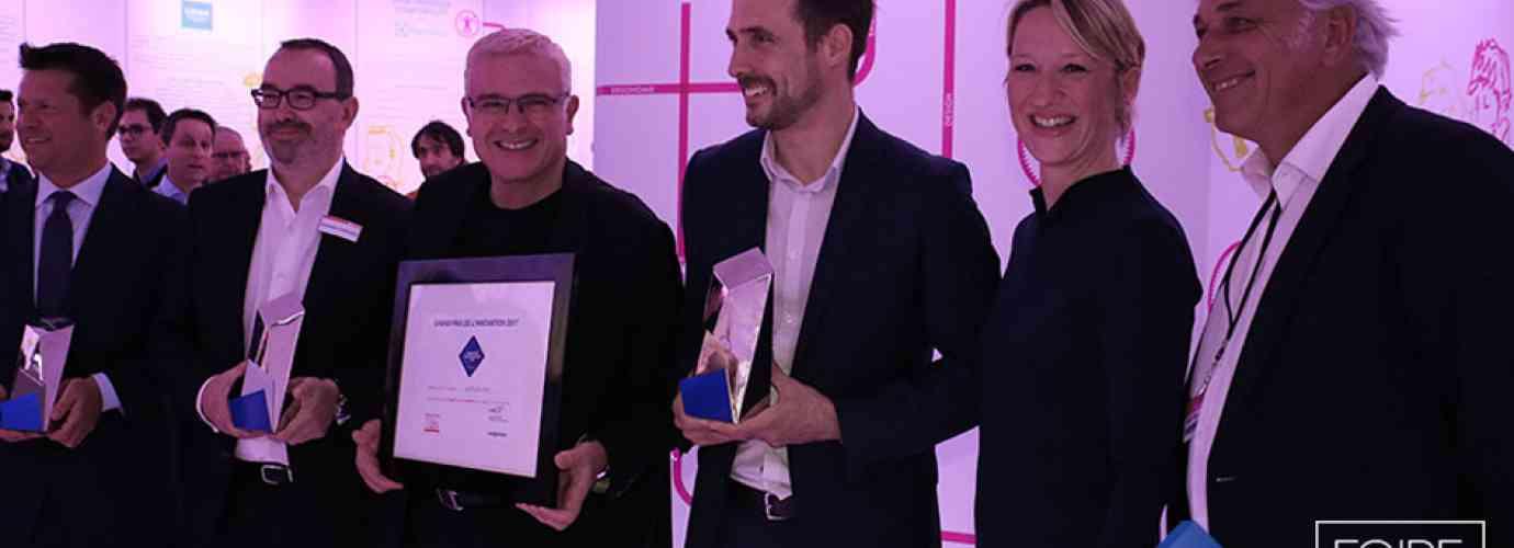 Foire de Paris - Grand prix de l'innovation - Les gagnants