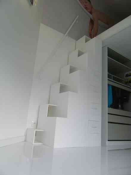 Foire de Paris - Astuces mezzanine