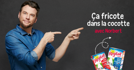 Foire de Paris - Norbert - Top Chef