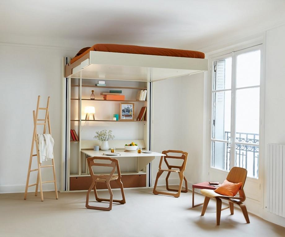 Foire de Paris - Mobiliers petits espaces